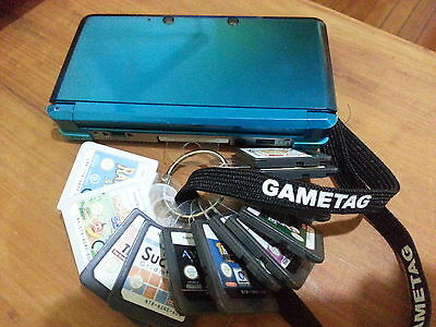 GAMETAG-DS 3DS keeping games together replaces DS game cases & holders Game Tag