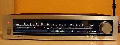 PIONEER STEREO TUNER TX-520L  SINTONIZZATORE year 1981