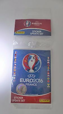 Stickers Panini  - Upgrade - Euro 2016 - France  - Neuf