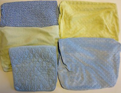 Lot Baby Boys Changing Pad Covers Mats