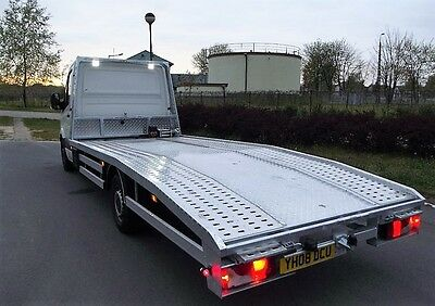 NEW Recovery Body Beavertail for Sprinter Alloy finish 16ft !!!