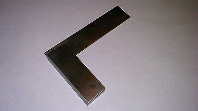 "Steel 3"" Engineering Try Square."
