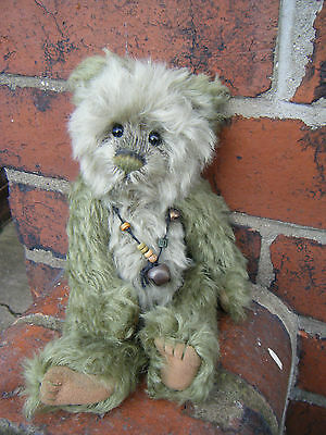 Charlie Bears Minty (Limited Edition of 500 worldwide)  - Retired