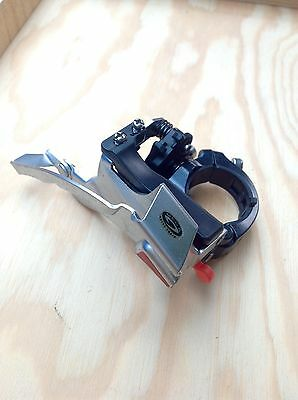 Shimano Deore M590 TopSwing Dual Pull Multi Clamp Front Derailleur MTB