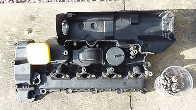 Rover 75/mg Zt 2.0 Cdt/freelander Td4 Rocker/cam Cover With  Bolts And Oil Cap