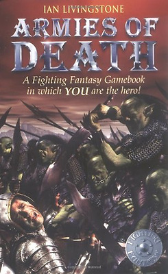 Armies of Death: Special Collectors' Edition by Ian Livingstone (Paperback, 2003