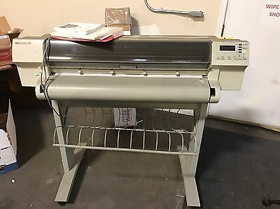 "HP DesignJet 750C Plus 36"" Plotter"