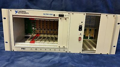 National Instruments PXI-1010 Chassis