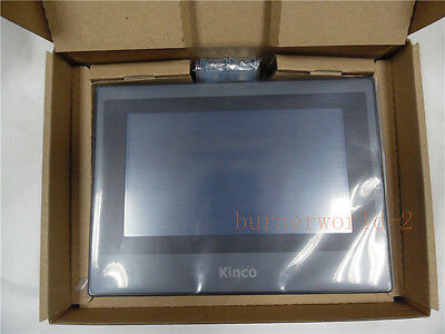 """7"""" TFT Kinco MT4434T HMI Touch Panel NEW in Box with Program Cable & Software"""