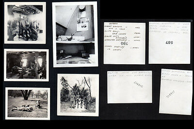 NAMED - 89th CAVALRY RECON 9th ARMORED DIVISION - SOLDIERS - WWII WW2 PHOTO