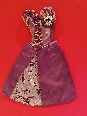 BARBIE Disney Tangled Rapunzel Gown