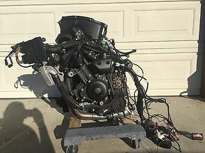 09-14 Yamaha R1 Engine Motor Complete Kart Kit! 11K Miles With Extra$$