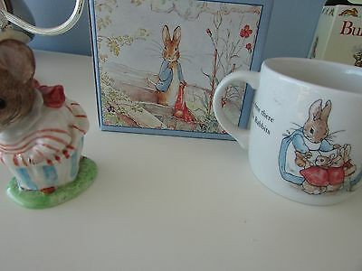 Wedgewood - Peter Rabbit Cup in box