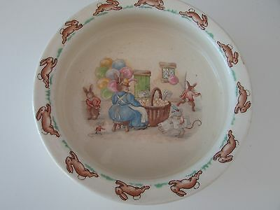 Royal Doulton Bunnikins bowl