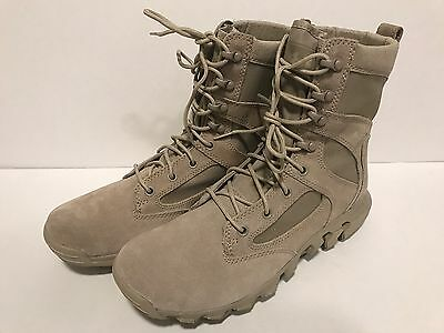 Brand New - Under Armour Alegent Tactical Military Boots - Size 9