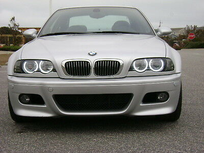 2002 BMW M3 2 Door Coupe 2002 BMW M3 ( Only 46000 Miles ) E46  2 Door Coupe  6 Speed Manual Transmission