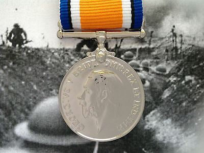 British War Medal | WWI | MILITARY | AUSTRALIA | NEW ZEALAND | GREAT BRITAIN