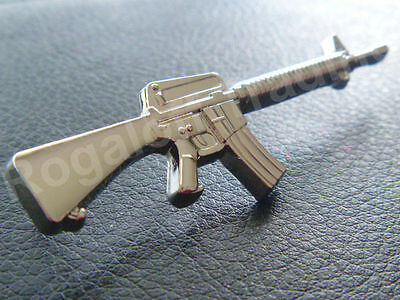 M16 Machine Gun Badge | USA | MILITARY | AUSTRALIA