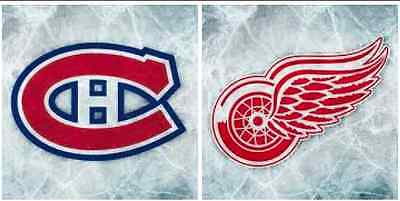 WANTED: Canadiens vs Red Wings In Detroit April 8