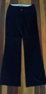 Women's black pants trousers size 6
