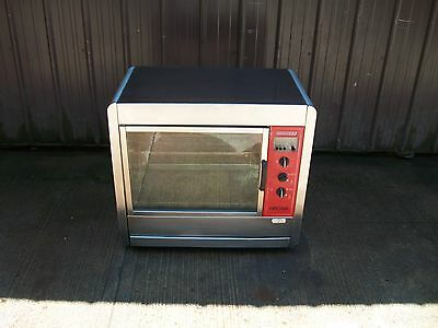 Hobart Counter Top Rotisserie With Spits Skewers. Hro100 1 Or 3 Phase
