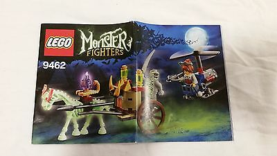 Lego Monster Fighters Instruction Manual