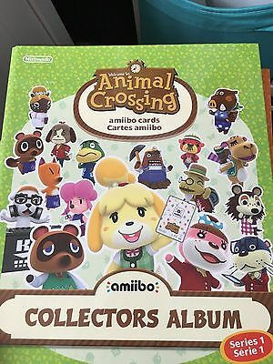 Animal Crossing Series 2 Amiibo Cards Complete