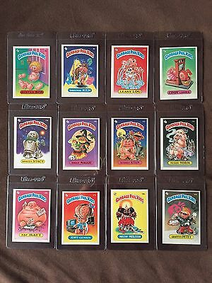 Garbage Pail Kids 1985 Series 1 Lot GPK Glossy * Extended Variation RARE