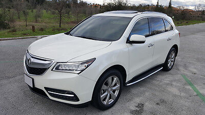 2015 Acura MDX Technology Sport Utility 4-Door 2015 ACURA MDX TECHNOLOGY, ONLY 22K MI, DON'T MISS!