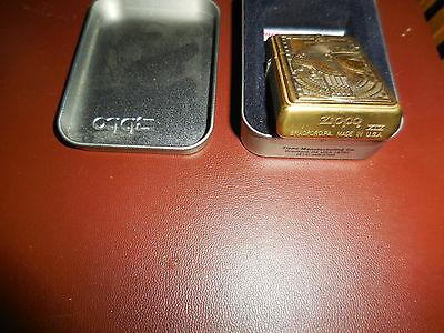 Zippo Lighter.............Used 1998 solid