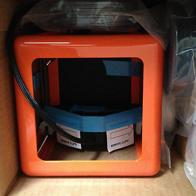 M3D micro 3D Printer, Limited Kickstarter Edition, NEW IN BOX with four spools