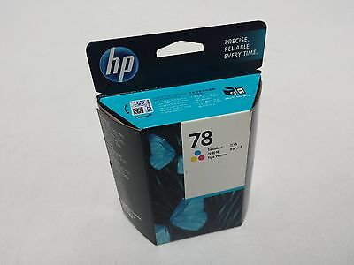 HP 78 Ink Cartridge C6578DA