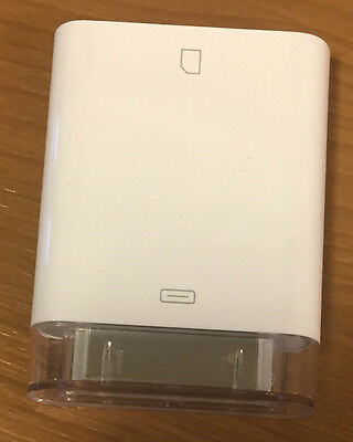 Tablet Memory card reader for iPad