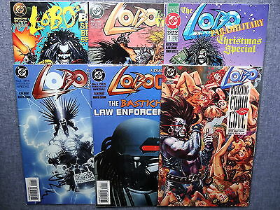 LOBO Blazing Chains of Love-LoboCop-In the Chair-Paramilitary X-Mas Special +