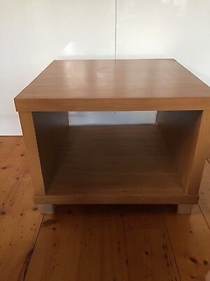 bedside table/occasional table
