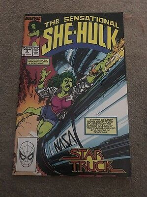 Sensational She Hulk #6 Marvel Comics