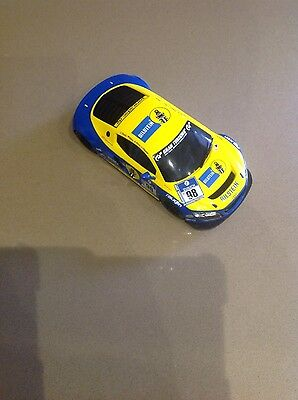 SCALEXTRIC Digital Slot Car C3045 Audi R8 LMS GT3 No.98 used missing parts
