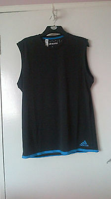 Ladies Adidas Sports Climachill Top Size XL