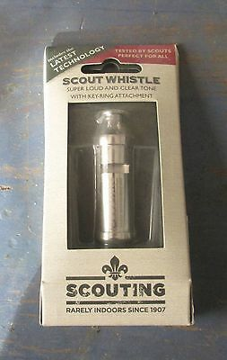 Scout Whistle Brand new in Box
