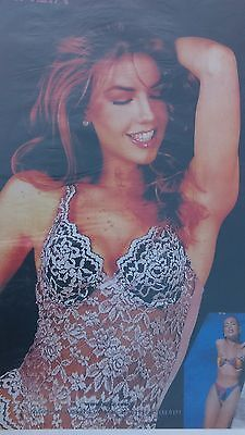 THALIA, Freckles & Lingerie, LARGE mexico street poster