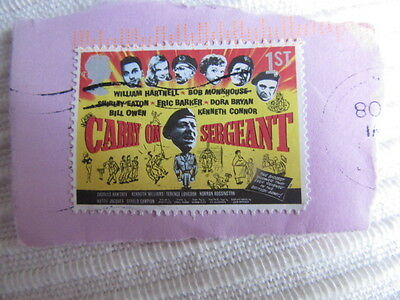 Carry on Sergeant Stamp