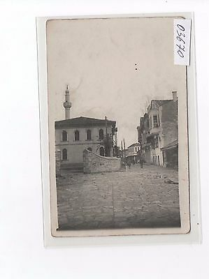 Constantinople Istanbul 1930 mosque