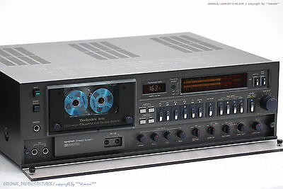 TECHNICS RS-M95 Vintage High-End Cassette Deck!! Revidiert +1J.Garantie!! *NICE*