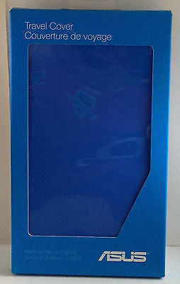 ASUS BLUE TRAVEL COVER Nexus 7 2013 VERSION PACKAGING TATTY
