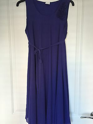 Asos  Maternity Occasion Dress Size Small