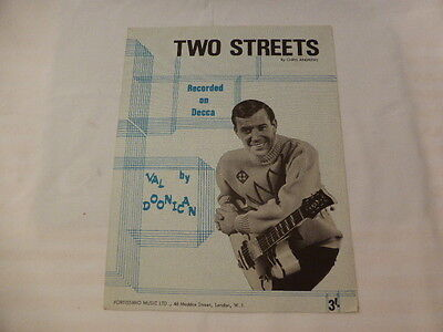 Two Streets - Val Doonican