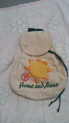 Home And Away TV Show Backpack & Small bag