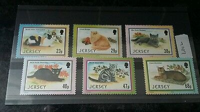 Jersey stamps