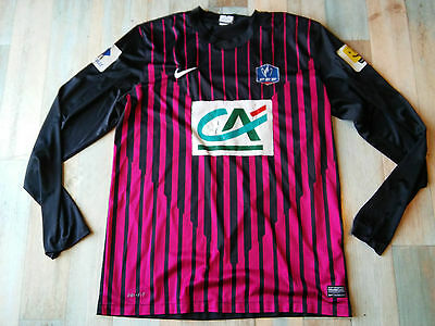 Maillot FOOT NIKE COUPE DE FRANCE CA PMU N°1 TAILLE/L/D6 BE