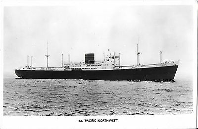 Photograph FURNESS WITHY LINE S.S. PACIFIC NORTHWEST (later AEGIS POWER)
